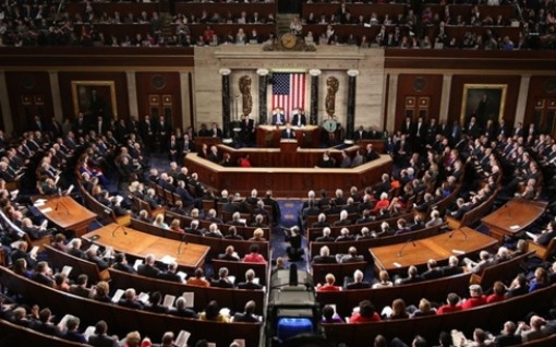 Hạ viện Mỹ thông qua dự luật ngân sách xây tường biên giới với Mexico