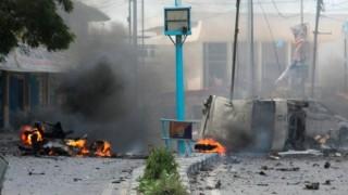 Somalia: đánh bom kép tại thủ đô, nhiều thương vong