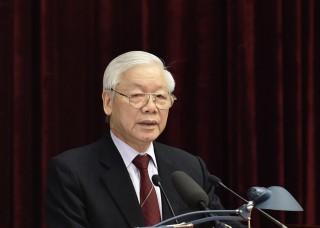 Khai mạc Hội nghị lần thứ 9 Ban Chấp hành Trung ương Đảng khóa XII