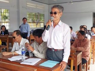 Hội Người mù chú trọng chăm lo đời sống hội viên