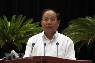 Thi hành kỷ luật đối với Phó bí thư Thành ủy TP. Hồ Chí Minh Tất Thành Cang