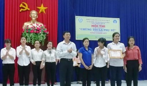 Hoạt động kỷ niệm ngày Dân số Việt Nam 26-12 tại Trường Cao dẳng Bến Tre