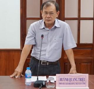 HĐND tỉnh khóa IX họp rút kinh nghiệm Kỳ họp thứ 9