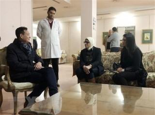 Đánh bom tại Ai Cập: Bộ Du lịch Ai Cập sẽ phối hợp với Đại sứ quán Việt Nam