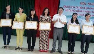 Hội Liên hiệp Phụ nữ tỉnh tổng kết Dự án ChoBa