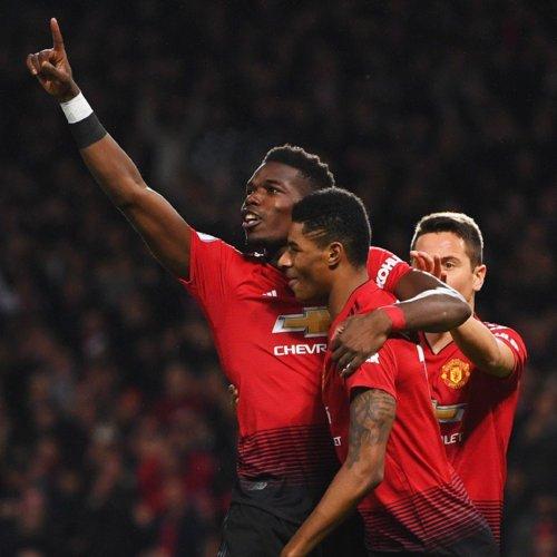 Man Utd thắng trận thứ 3 liên tiếp dưới thời Solskjaer