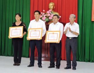 Châu Thành triển khai, thực hiện Chỉ thị số 05 chuyên đề năm 2019