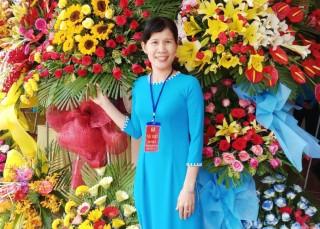 Bạch Kim Oanh – Cán bộ nữ công tiêu biểu