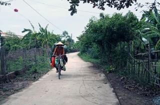 Ấp Phước Hòa điển hình trong vận động nhân dân xây dựng nông thôn mới