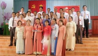 Qưới Điền tổ chức Đại hội điểm Mặt trận cấp xã nhiệm kỳ 2019 - 2024