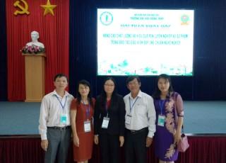 Hội thảo nâng cao chất lượng và hiệu quả rèn luyện nghiệp vụ sư phạm