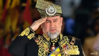 Quốc vương Malaysia tuyên bố thoái vị