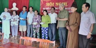 Giồng Trôm thăm dân vùng kinh tế mới tại Bình Phước và Đắk Lắk