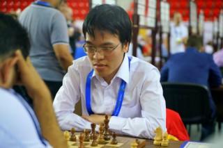 Quang Liêm đồng hạng nhất giải cờ vua Bay Area