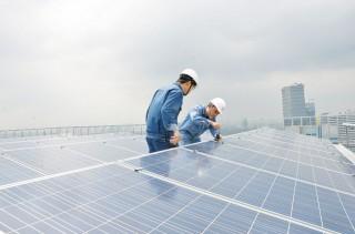 Thay đổi chính sách giá điện mặt trời