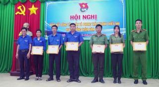 Năm 2018, Huyện Đoàn Giồng Trôm kết nạp mới 1.380 đoàn viên