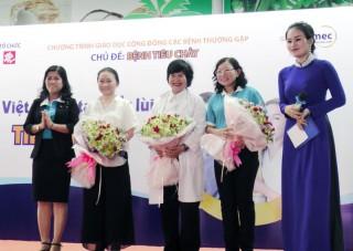 Hội thảo phòng chống các bệnh qua đường tiêu hóa và tổ chức phiên chợ Xuân năm 2019