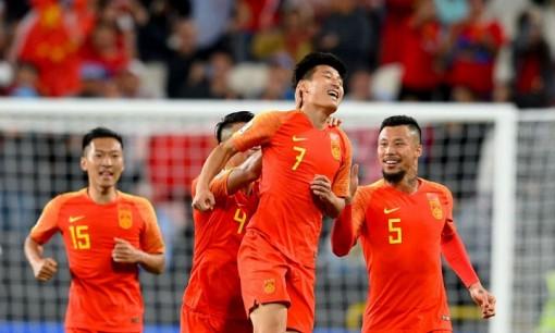 Trung Quốc và Hàn Quốc vào vòng 1/8 Asian Cup