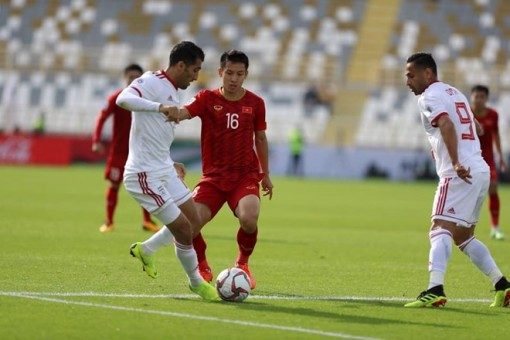 Thi đấu kiên cường, Việt Nam để thua đội bóng số 1 châu Á