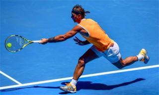 Nadal thắng trận ra quân tại Australia Mở rộng