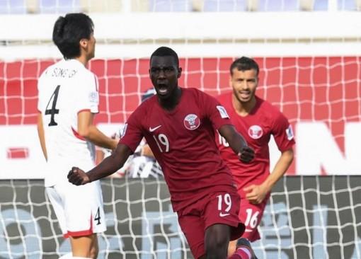 Asian Cup 2019: Qatar thắng hủy diệt Triều Tiên