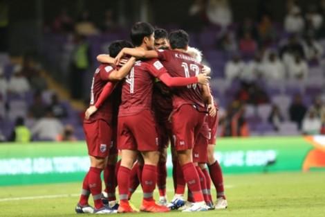 Thái Lan giành vé vào vòng 1/8 Asian Cup 2019, Ấn Độ bị loại cay đắng