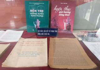 Thư của Tổng Bí thư Lê Khả Phiêu nhân kỷ niệm 40 năm Ðồng khởi