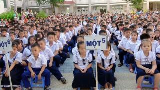 Tỉnh kiểm tra công tác phổ cập giáo dục, xóa mù chữ TP. Bến tre năm 2018