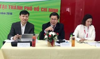 Họp báo về Hội chợ OCOP Xuân 2019 tỉnh Bến Tre tại TP. Hồ Chí Minh