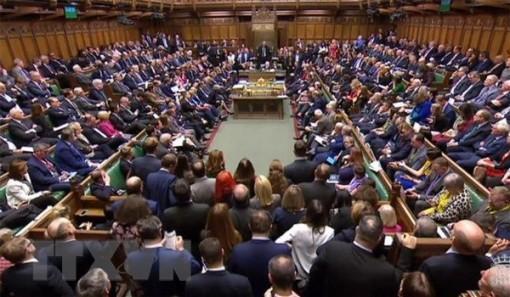 Hạ viện Anh bỏ phiếu phản đối thỏa thuận Brexit của thủ thướng May