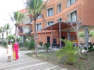 Không gian mở với khách sạn Huỳnh Thảo