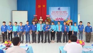 Đại hội điểm cấp huyện Hội Liên hiệp Thanh niên Việt Nam xã An Thới