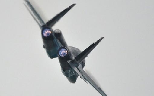 Hai máy bay chiến đấu Su-34 rơi ở vùng Viễn Đông Nga