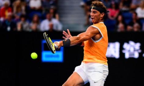 Nadal thắng nhanh sao trẻ chủ nhà ở vòng ba Australia Mở rộng