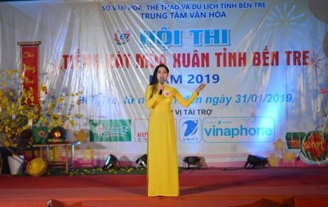 Vòng bán kết Hội thi Tiếng hát mùa xuân 2019