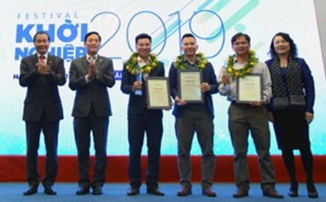 Bến Tre đạt giải Nhì Cuộc thi Khởi nghiệp Quốc gia năm 2018