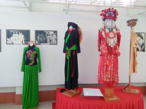 Trưng bày chuyên đề trang phục, trang sức truyền thống của phụ nữ các dân tộc