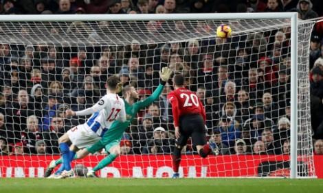 Man Utd thắng trận thứ 7 liên tiếp