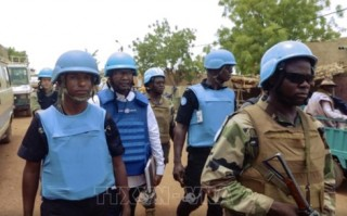 8 binh sĩ của Liên hợp quốc thiệt mạng khi bị phiến quân tấn công