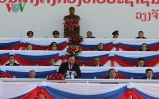 Mit tinh trọng thể kỷ niệm 70 năm Ngày thành lập Quân đội Nhân dân Lào