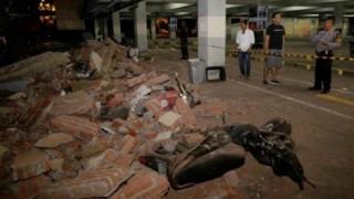 Liên tiếp xảy ra 2 trận động đất mạnh tại Indonesia