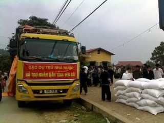 Xuất cấp gạo cho 6 tỉnh dịp Tết Nguyên đán