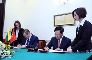 Việt Nam ký Hiệp định miễn thị thực thứ 85