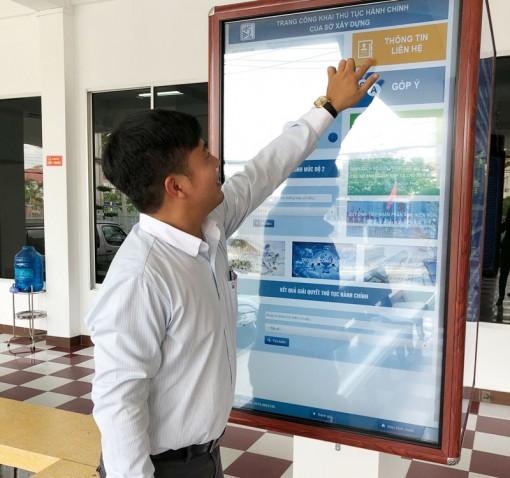 Sở Xây dựng tập trung nâng cao chất lượng phục vụ người dân và doanh nghiệp