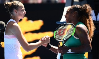 Serena bị loại dù dẫn 5-1 set cuối tại Australia Mở rộng