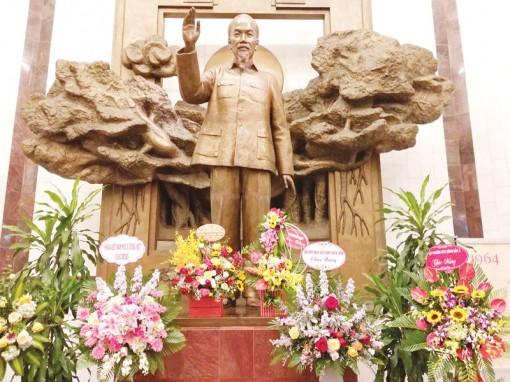 Ngày xuân, đọc Di chúc của Chủ tịch Hồ Chí Minh