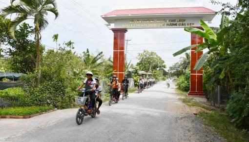 Tân Thiềng tiến lên xã nông thôn mới
