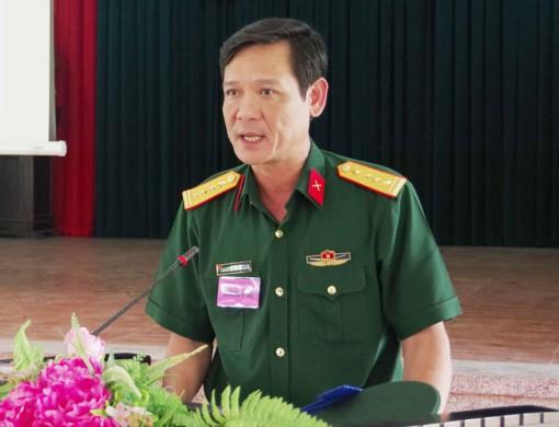 152 cán bộ sĩ quan tham gia tập huấn năm 2019