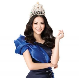 Hoa hậu Trái đất 2018 Nguyễn Phương Khánh: Bảo vệ môi trường mọi lúc, mọi nơi