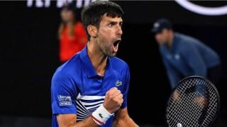 """""""Hạ gục nhanh"""" Nadal, Djokovic đăng quang Australian Open 2019"""